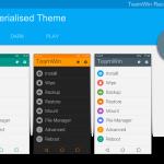 Themes TWRP – TWRP MultiRom