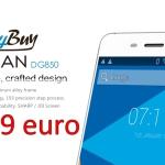 Doogee Hitman DG850 3G 900MHz à 119.99 euro