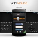 WiFi Mouse : remplacez votre souris clavier