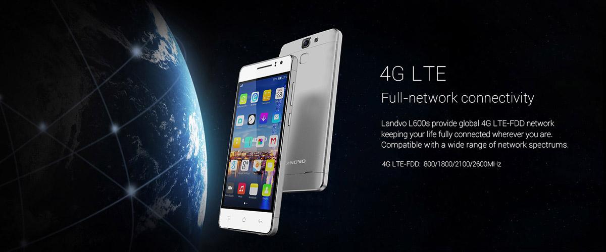 Landvo L600Pro - 4G LTE