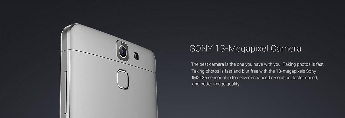 Landvo L600Pro - Camera Sony