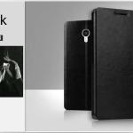 Flip cover Meizu MX4 et coque iuni U3