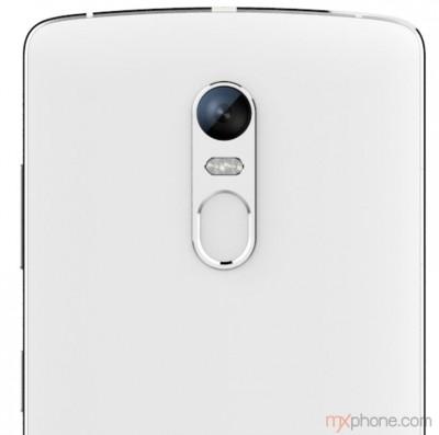 Lenovo Vibe X3 - camera