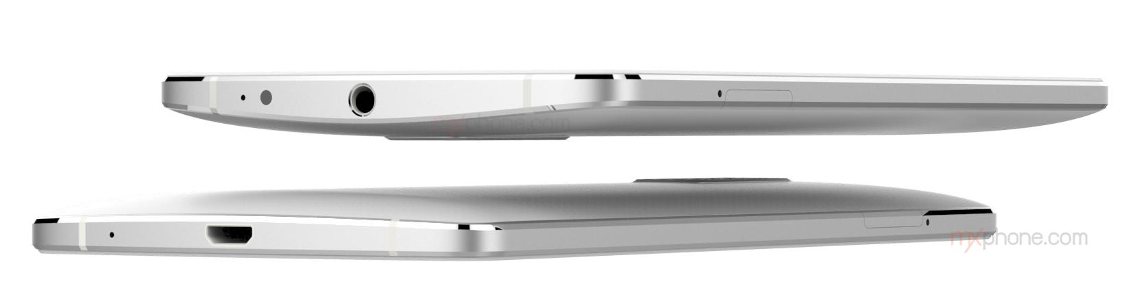 Lenovo Vibe X3 - slim
