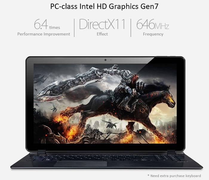 Onda V116W - GPU DX11 Intel