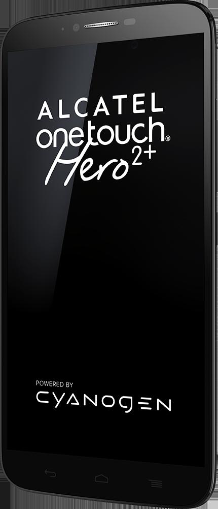 Alcatel One Touch Hero 2+ - Cyanogen OS