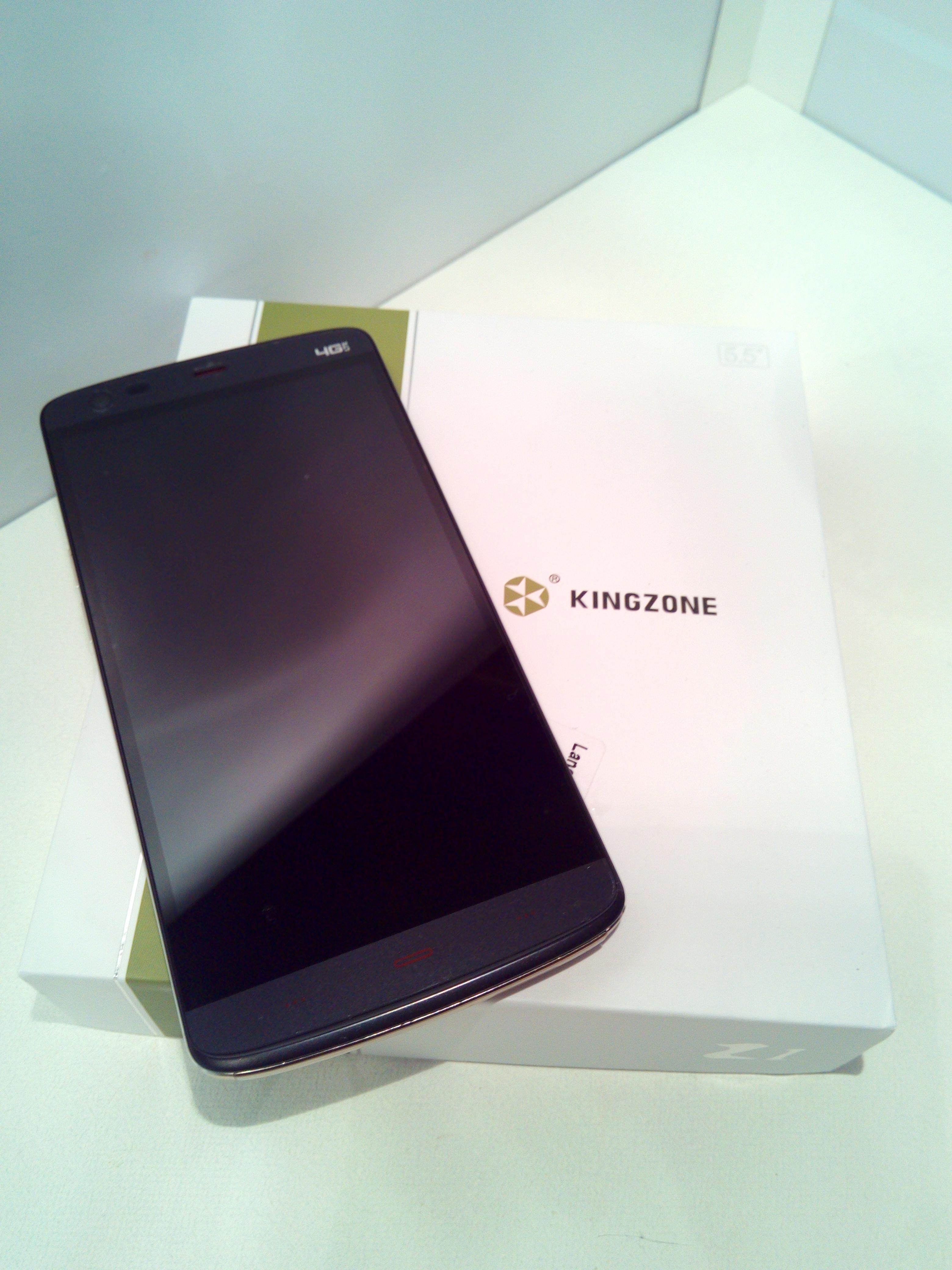Code promo Kingzone Z1