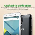 Mlais M4 Note: code promo gearbest