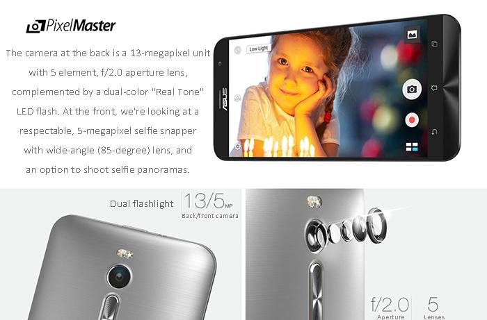 Promo Asus Zenphone2 Gearbest - pixel master