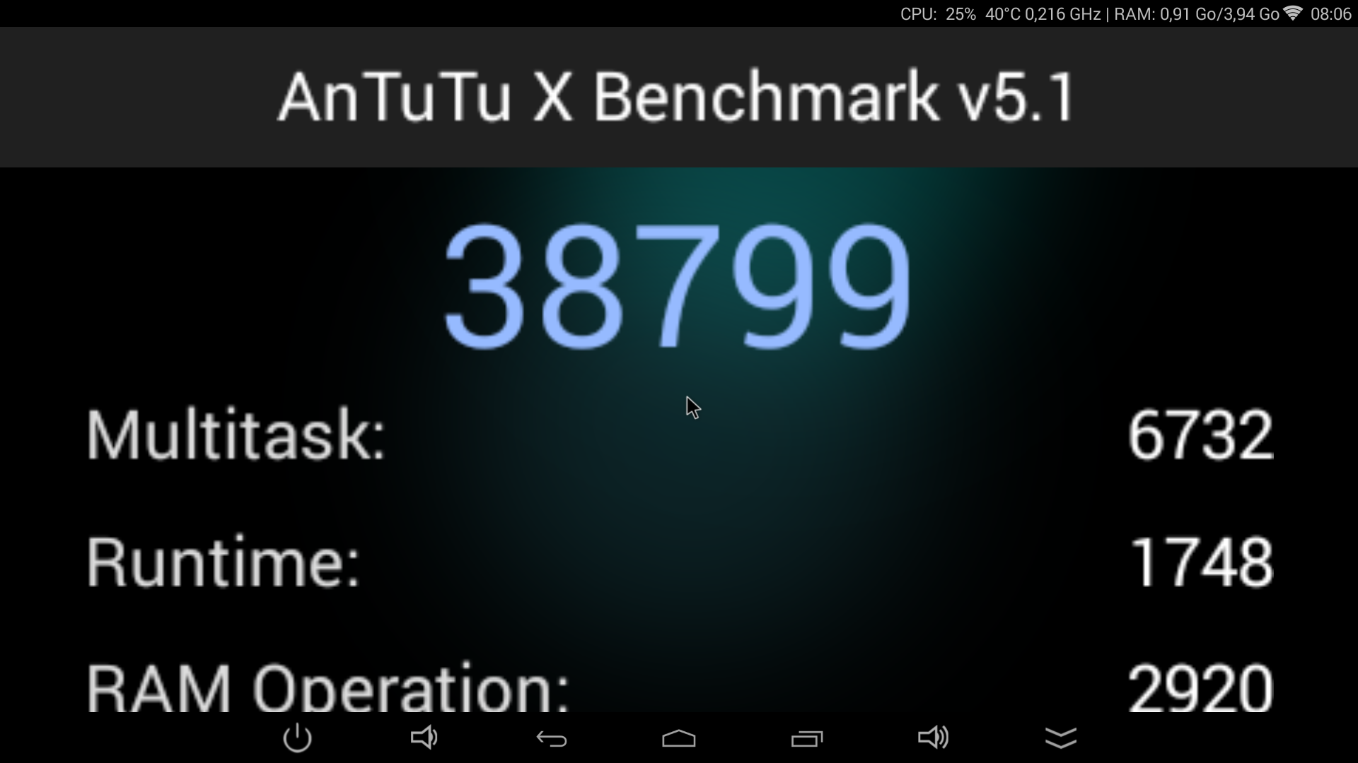 UGOOS UT3S - Antutu X 2.1ghz