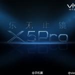 Vivo X5 Pro : Leak du smartphone