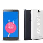 Bluboo X550 5.5 MT6735 4G 5300mAh
