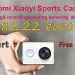 Xiaomi Xiaoyi en vente sur Tmart.com
