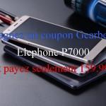 Gagnez un coupon Elephone P7000 (Résultats)