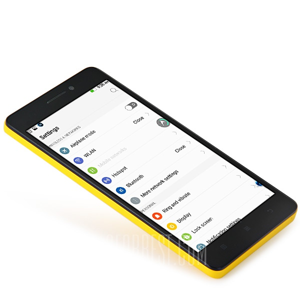 Lenovo K3 Note - android 5.0