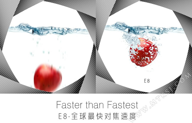 Gionee ELIFE E8 - OV23850 sensor