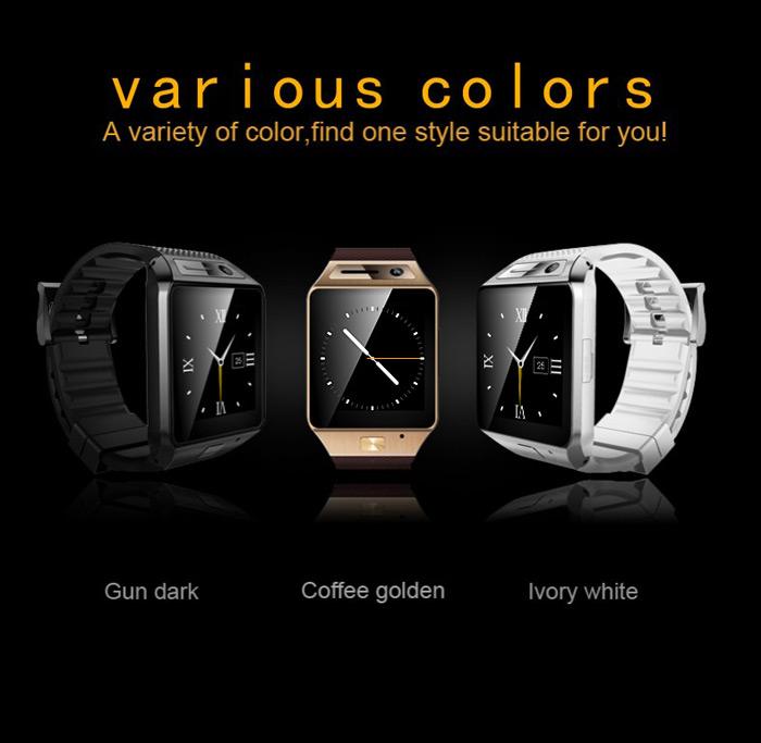GV08S couleurs