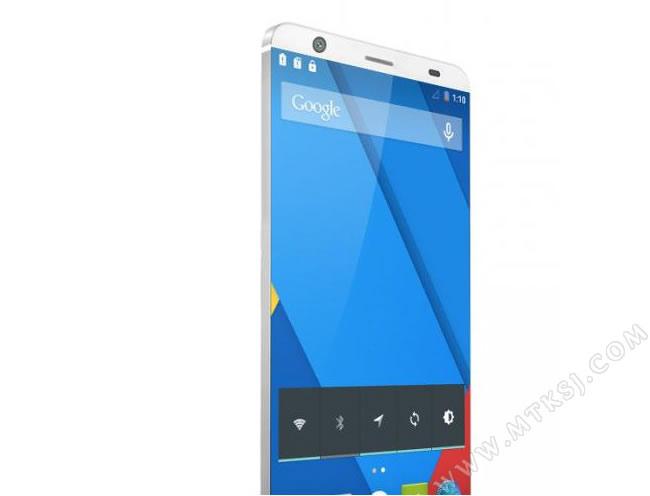 Elephone P9000 preview visuel