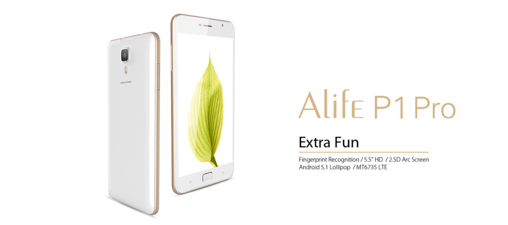 Blackview Alife P1 Pro - banner