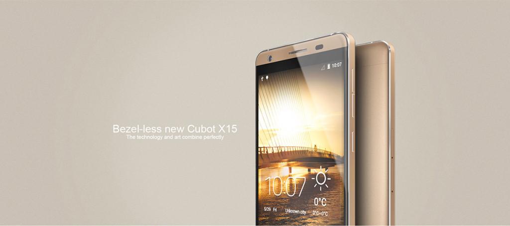 Cubot X15 - Banner