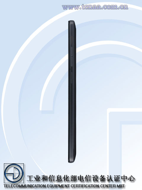 Leak OnePlus 2 - coté gauche