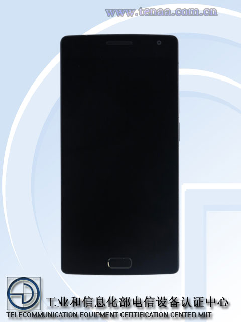 Leak OnePlus 2 - face avant