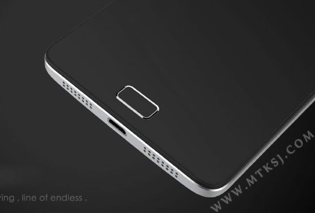 Lenovo Vibe P1 - FingerPrint