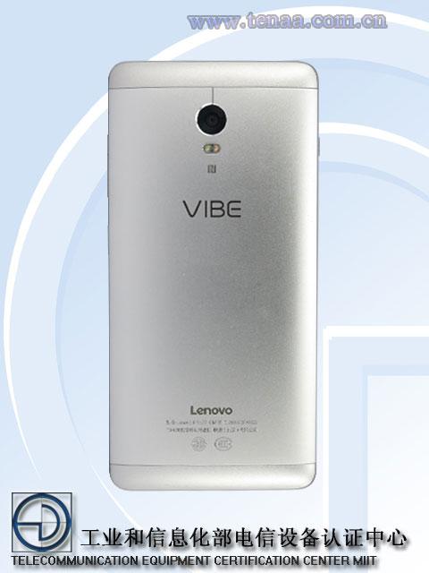 Lenovo Vibe P1 - de dos
