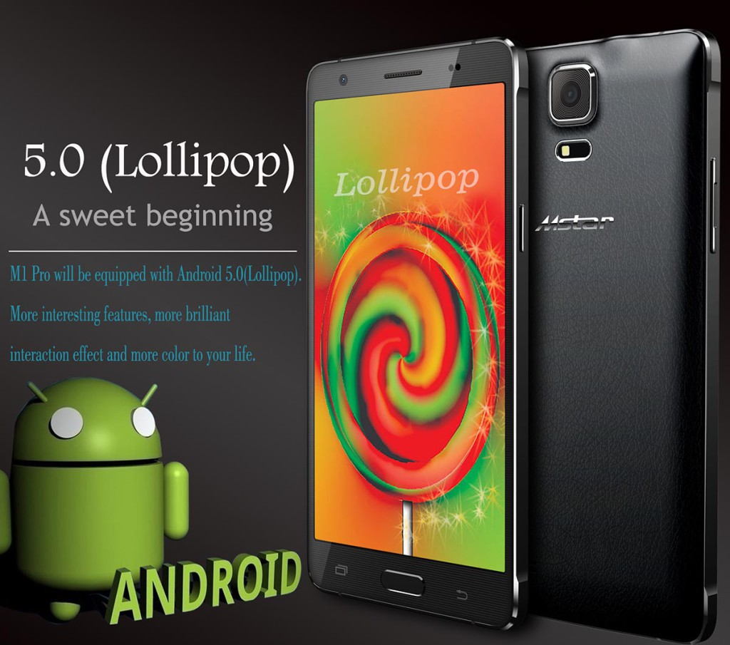 Mstar M1 Pro - android 5