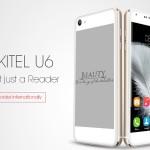 Oukitel U6 écran E-ink MT6735 4G FDD-LTE