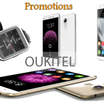 Promotion Oukitel sur Everbuying