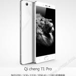 Qicheng T1 Pro MT6795 3Go Ram 32Go Rom