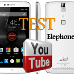 Test Elephone P8000 pour gearbest