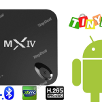 Android Box TV Tronfy 4K sur Tinydeal