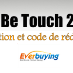 Promo Ulefone Be Touch 2 everbuying