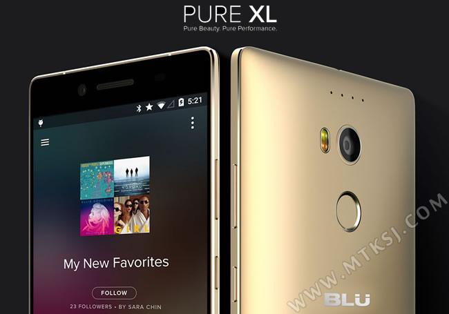 Blu E8 Pure XL