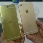 HTC One A9 : les premiers Leak