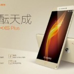 Kingsun K6 Plus: retour au MT6752
