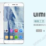 UIMI U6C: un design accrocheur