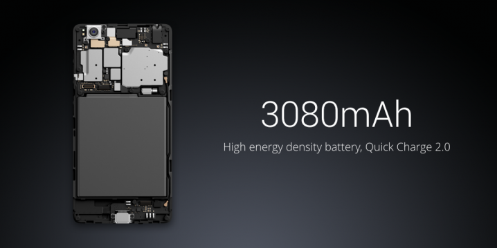 Xiaomi Mi 4c - 3080mAh Fast Charge 2.0