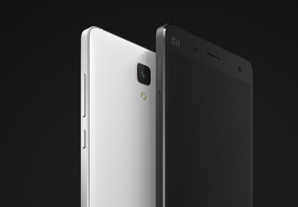 Xiaomi-Mi5 pile et face