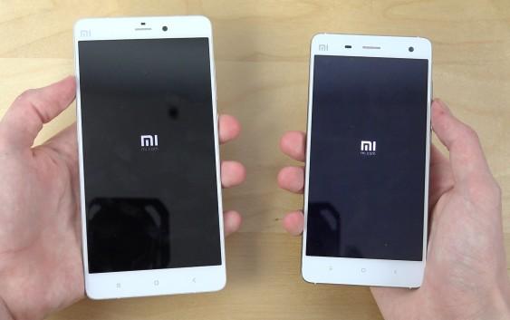 Xiaomi mi5 Vs plus
