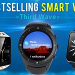 Offre smartwatch: 3ème vague sur everbuying