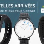 Smartwatch chinoises: catalogue TinyDeal