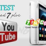 Test Zopo Speed 7 Plus pour Tinydeal
