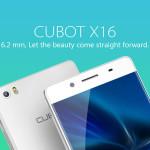 Cubot X16 5″ FHD Full 3G et 4G MT6735