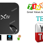 Test Tronfy MXIV: Box Android pour Tinydeal