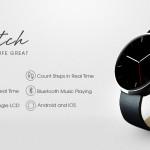 Zopo Z watch: une montre connectée