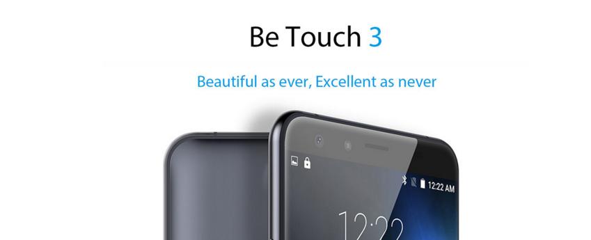 Précommande Ulefone Be Touch 3