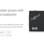 ELECAM 4K: caméra sport Elephone